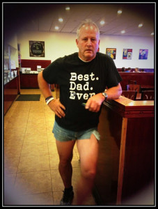 Scott Short Shorts pic with border