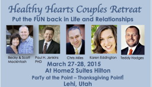 Healthy Hearts Couples Retreat